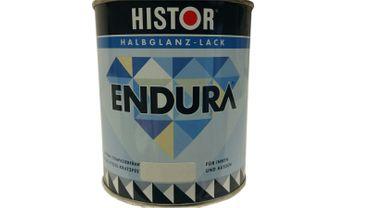 Histor Endura  Buntlack Halbglanzlack 0,75 L Farbwahl