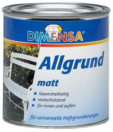 Dimensa Allgrund Lösemittelhaltig Matt Farbwahl 750 ml – Bild 3