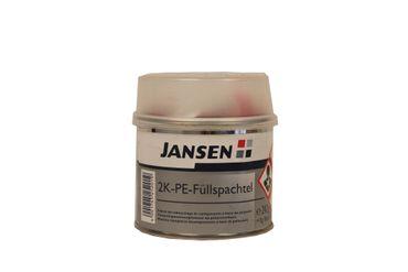 Jansen 2K PE Füllspachtel für 250 g inkl.Härter Grau
