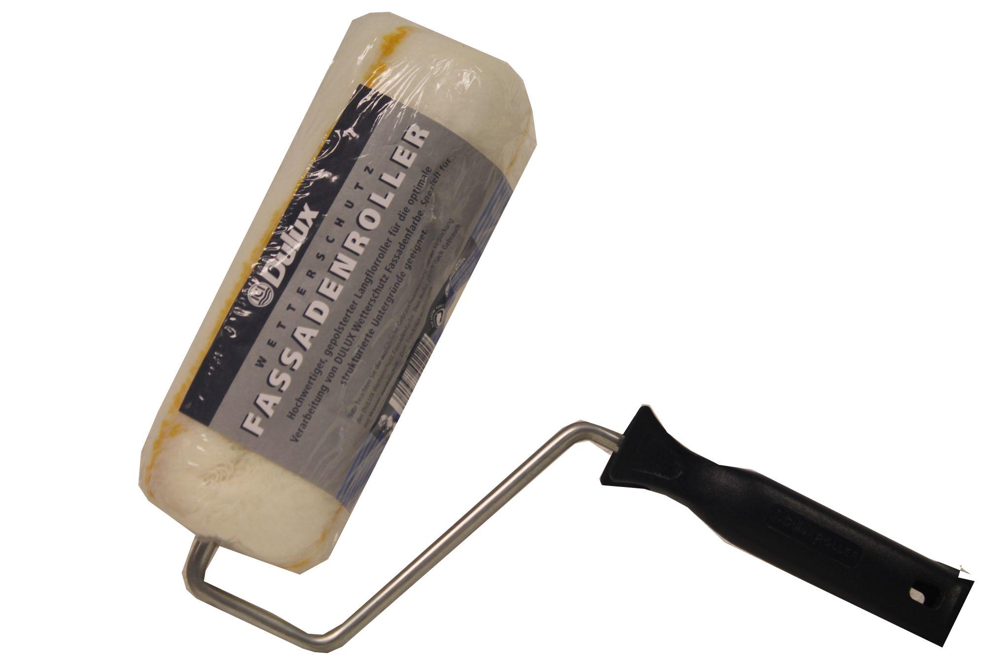 Dulux Wetterschutz Fassadenroller hohwertiger Fassadenroller 23 cm
