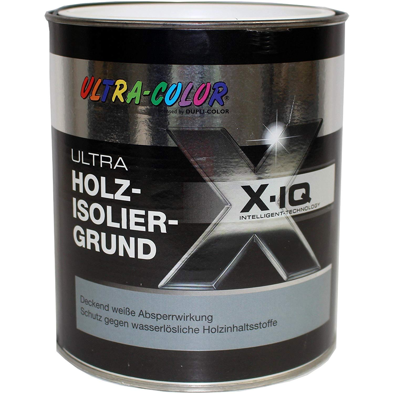 Ultra Color ULTRA Isoliergrund Holzisoliergrund  Absperrfunktion  Weiß 2 Liter