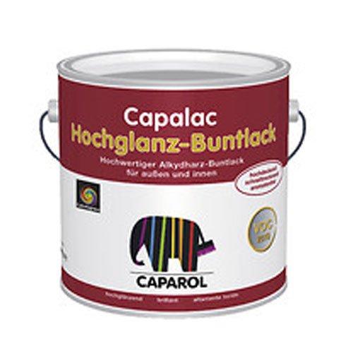 Caparol Capalac Buntlack hochglänzend innen und außen 375 ml Farbwahl
