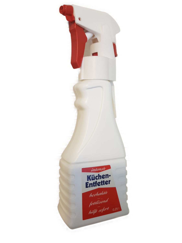 8 x 0,25 ml Mellerud Küchen Entfetter Intensiv 2 L